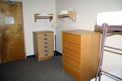 Sleeping Lodge Bunks 2
