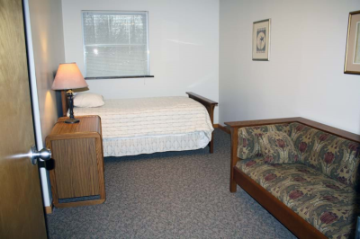 Sleeping Lodge Suite 2